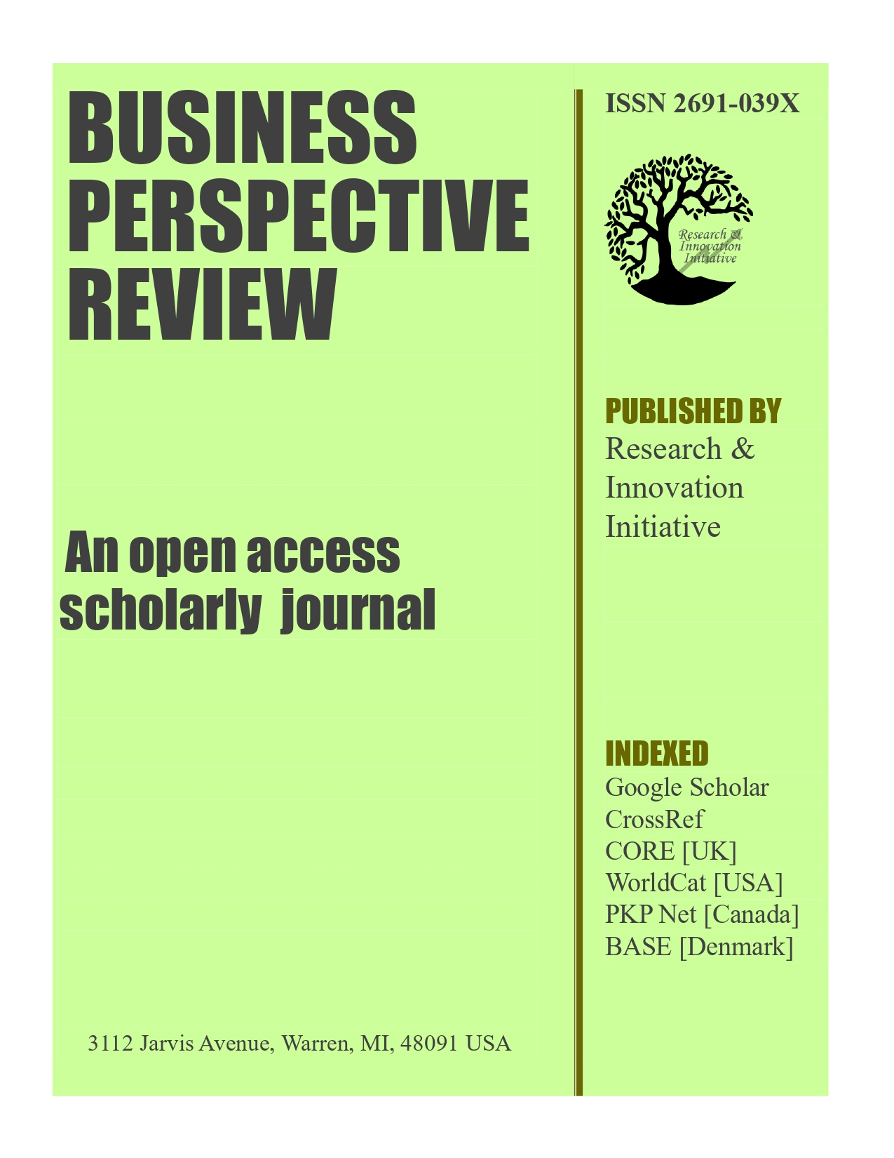 Business Perspective Review