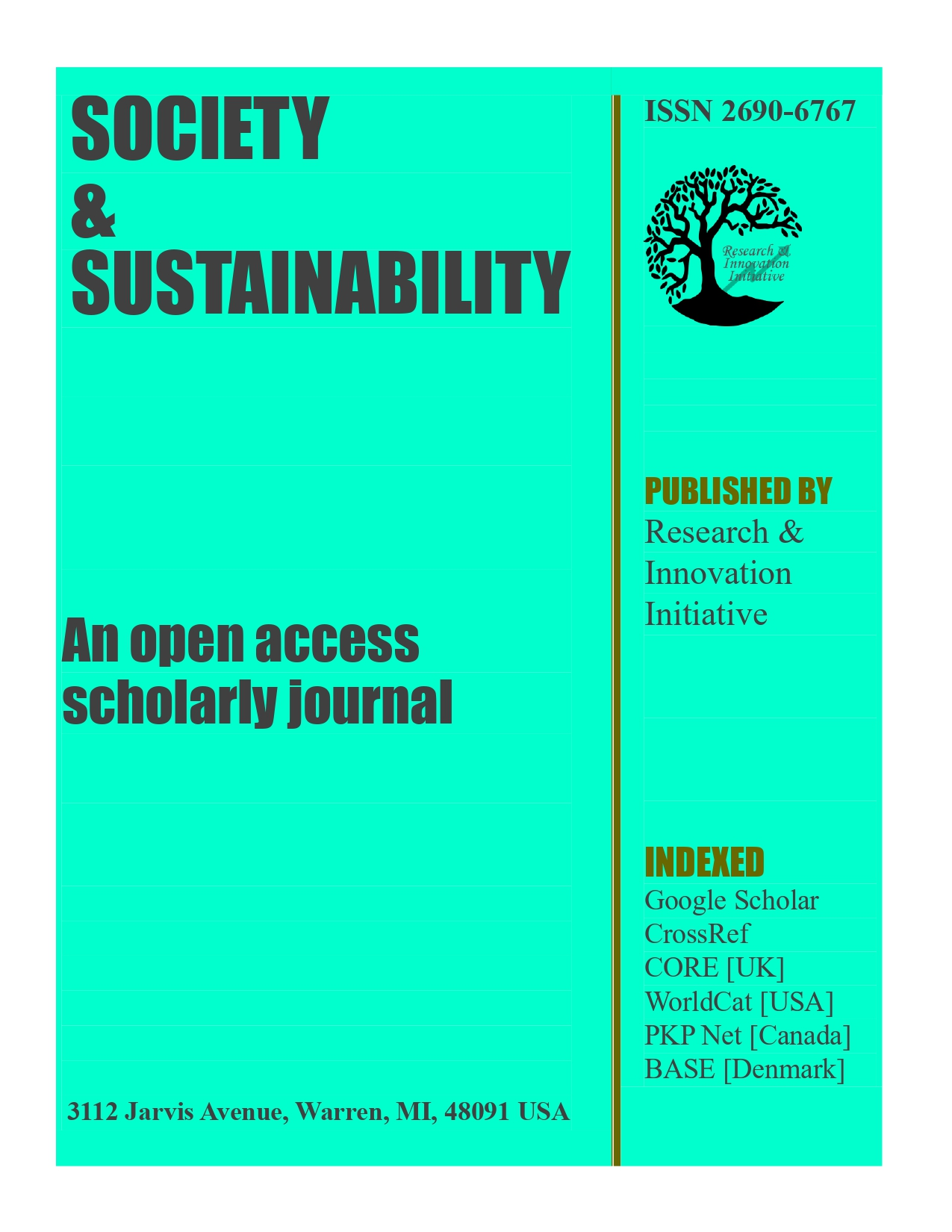 Society & Sustainability