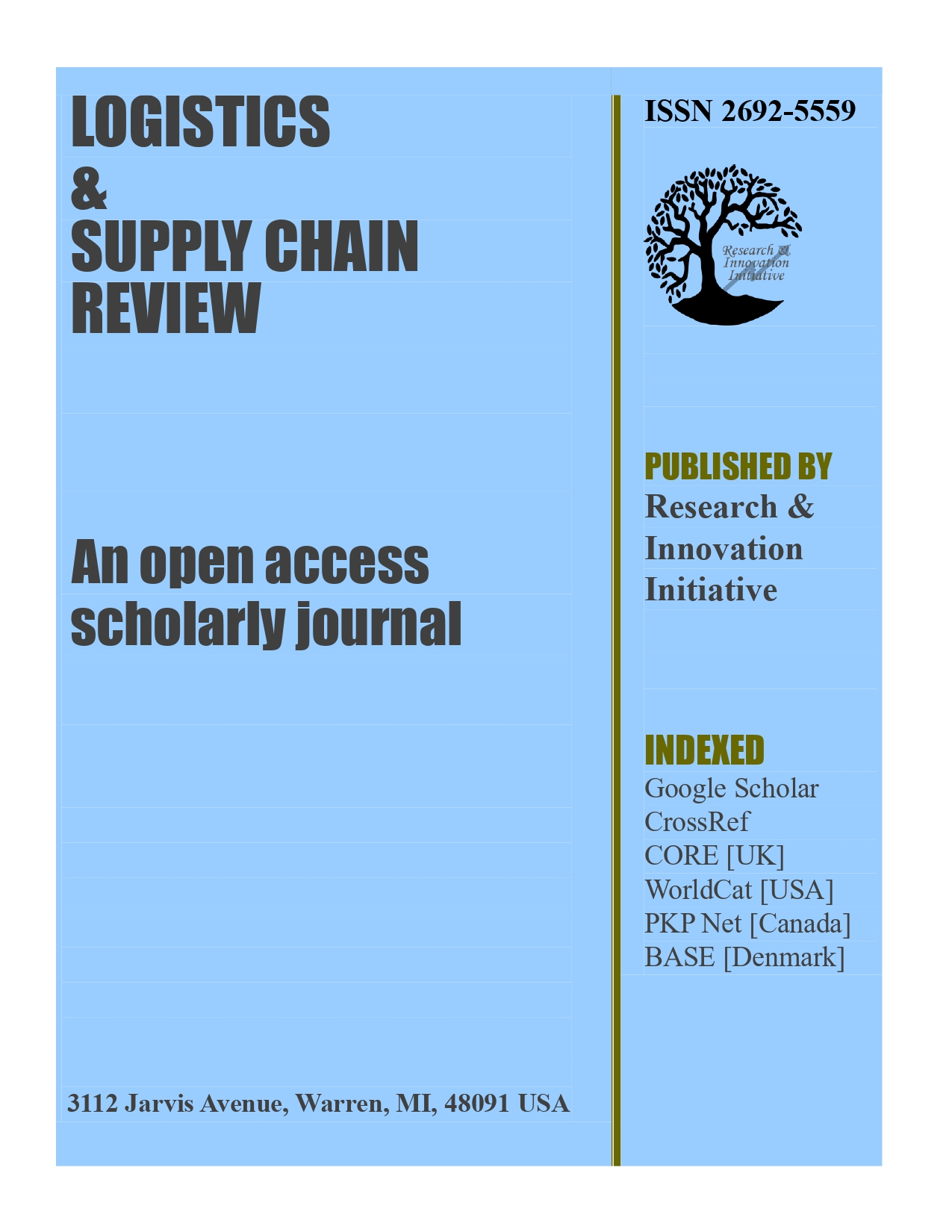 Logistics & Supply Chain Review